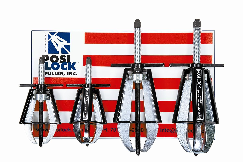 Posi Lock PM4L Puller Set, 6 to 20-Ton Capacity