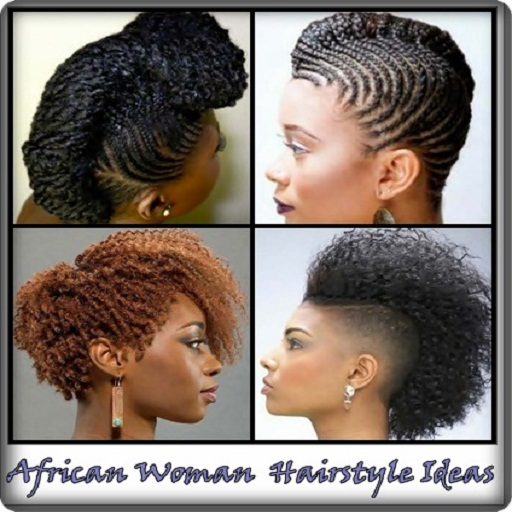 African Woman Hairstyle Ideas (Ideas For Hairstyles)