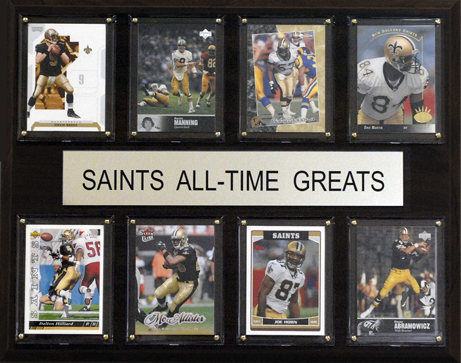 NFL New Orleans Saints All-Time Greats