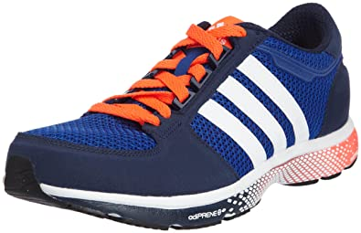 22ad4147f7a9 adidas Oregon 10 Mens Running Shoes 7 Blue  Amazon.co.uk  Shoes   Bags