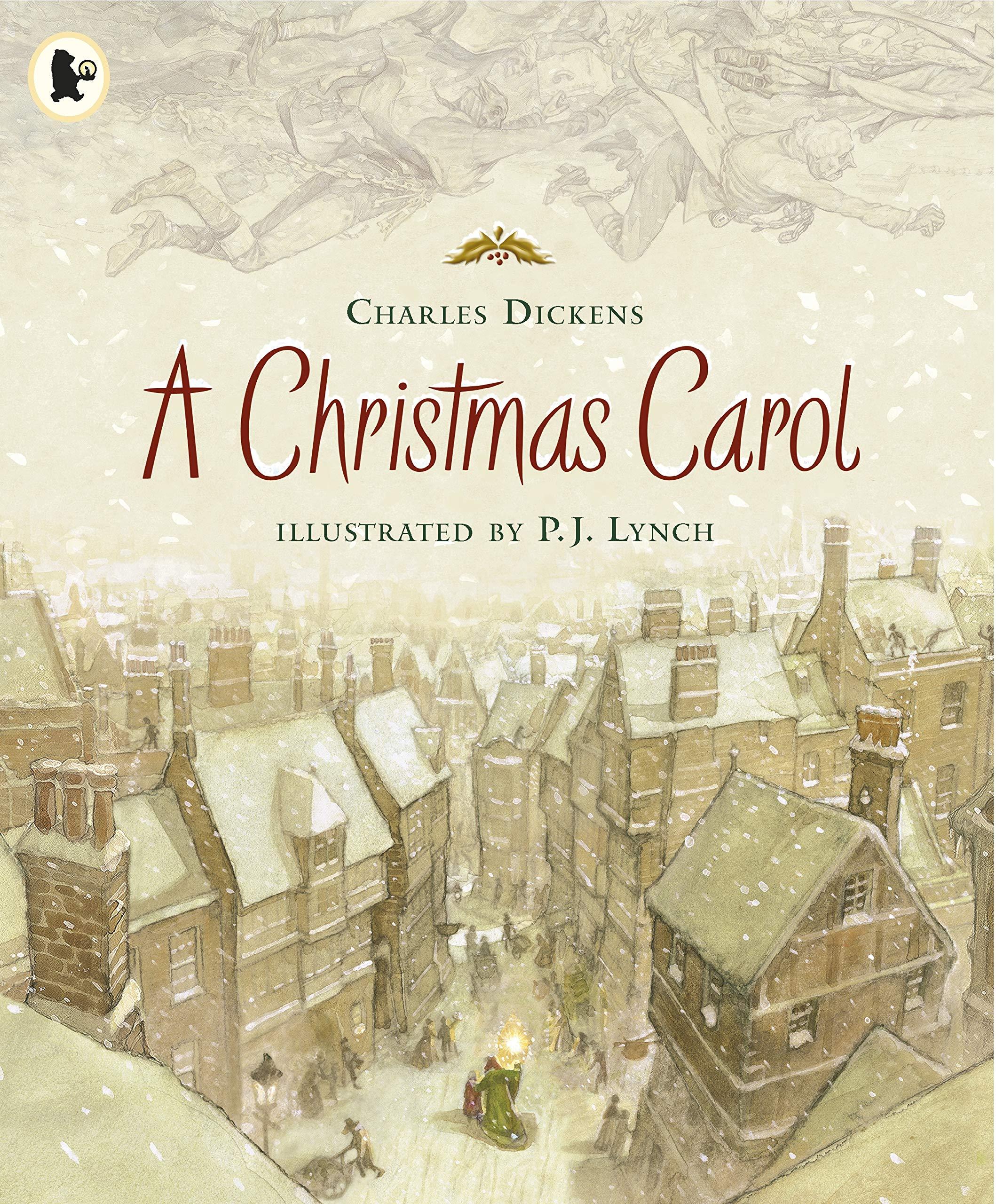 A Christmas Carol: Amazon.co.uk: Dickens, Charles, Lynch, P. J.: Books