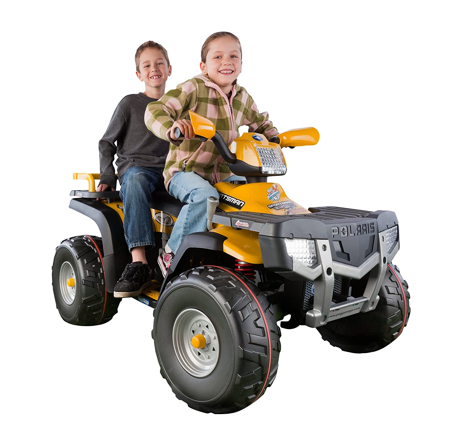 Amazon peg perego xp850 polaris sportsman gold toys games publicscrutiny Images