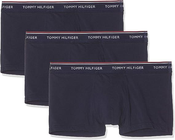 Tommy Hilfiger Boxershorts Herren 3er Pack Sport Unterhose Viereckige Shorts