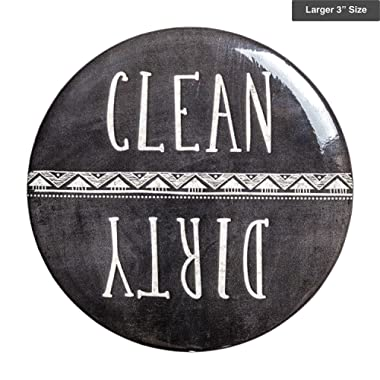 Sutter Signs Clean & Dirty Dishwasher Magnet (Chalkboard) Large 3