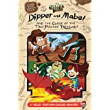 """Gravity Falls: Dipper and Mabel and the Curse of the Time Pirates' Treasure!: A """"Select Your Own Choose-Venture!"""" (English Ed"""