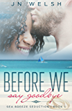 Before We Say Goodbye (Sea Breeze Seduction Book 1)