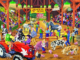 product image for 4 H Fair 300 Piece Jigsaw Puzzle by SunsOut