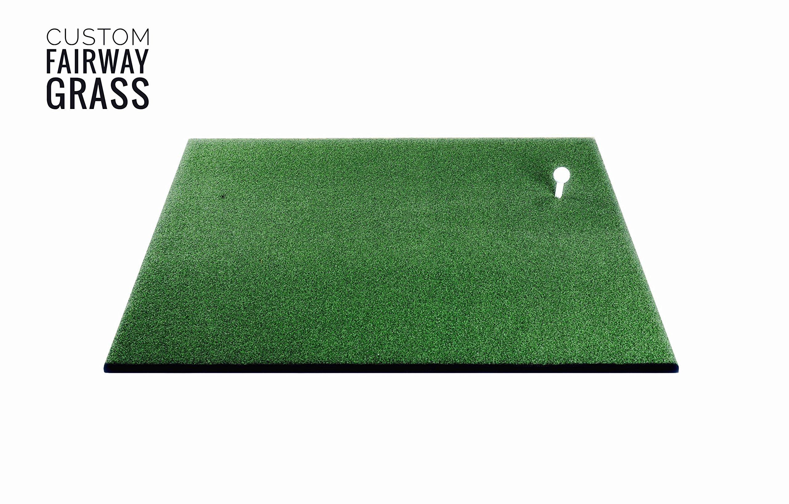 Fairway One Golf Hitting Mat (48in x 36in) by Motivo Golf by Motivo Golf (Image #5)
