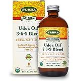 Flora Udo's Choice Oil, 3-6-9  Blend,  8.5-Ounce Glass Bottle