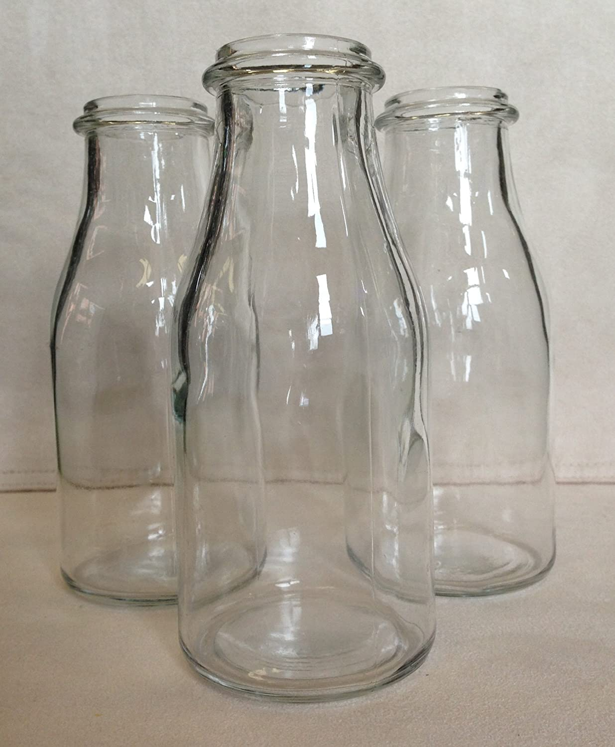 Beautiful milk bottle vase perfect for weddings flowers or arts beautiful milk bottle vase perfect for weddings flowers or arts crafts amazon kitchen home reviewsmspy