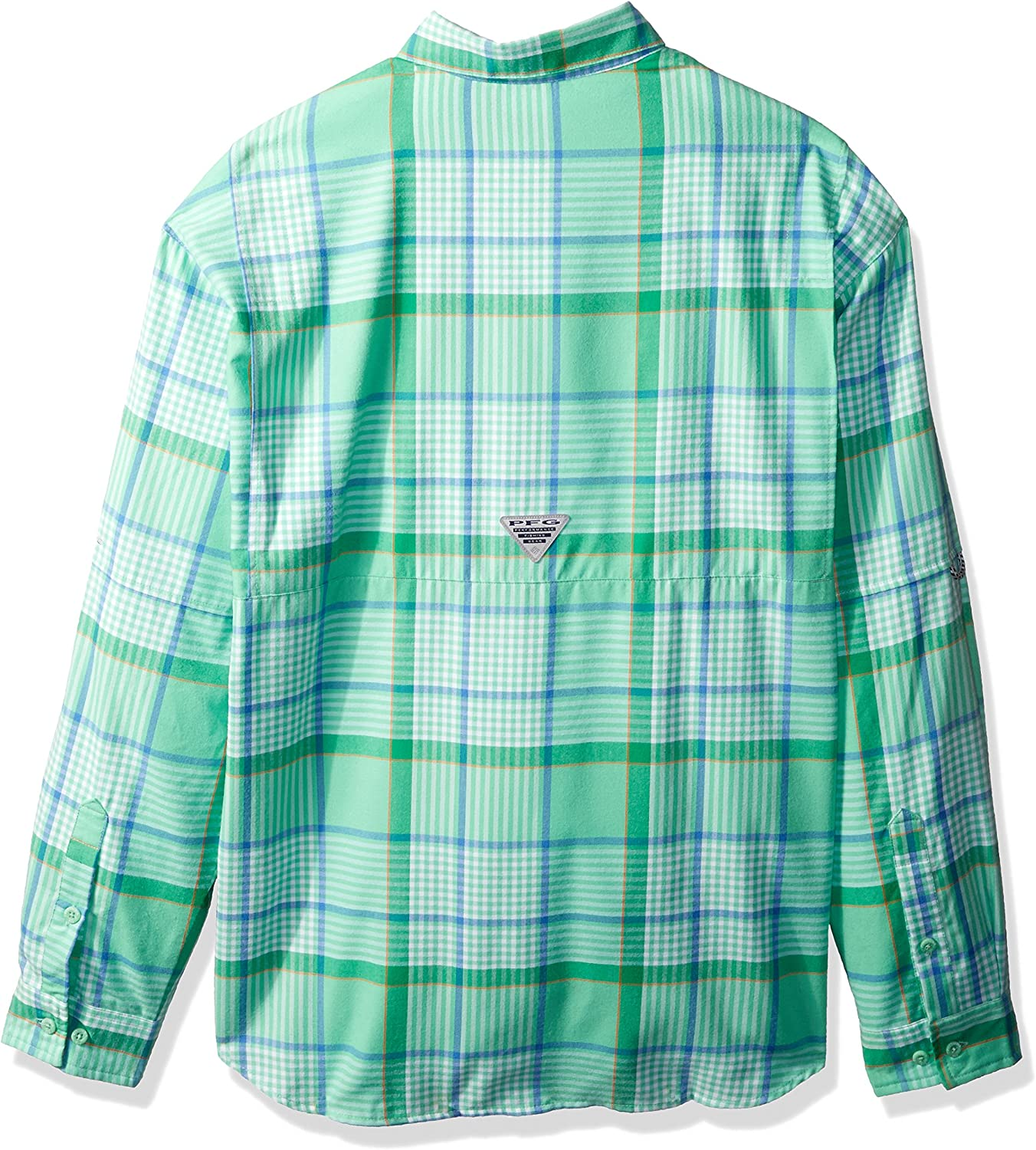 Columbia Mens Tamiami Flannel Long Sleeve Shirt