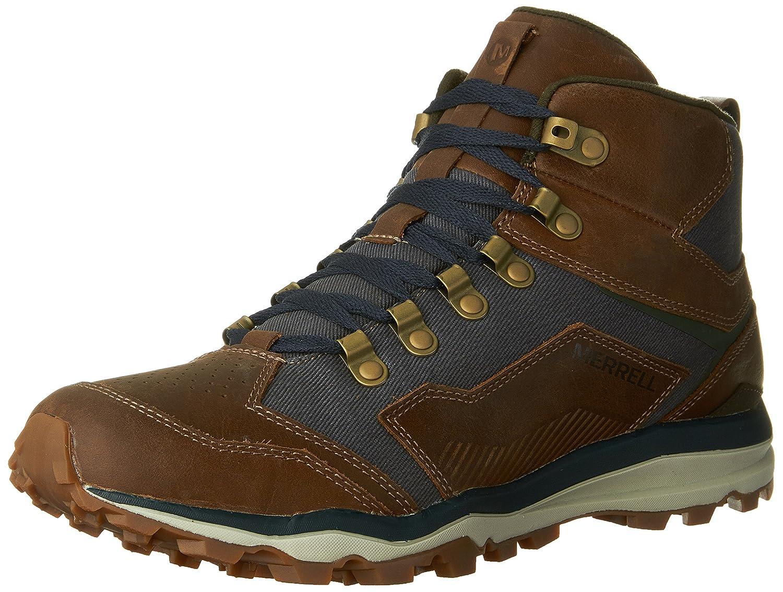 Merrell All Out Crusher Mid Shoes Men Rosin 2016 Schuhe  435 EU|Boardwalk