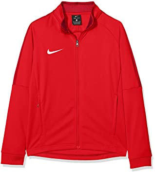 3082c7de1276 Nike Kinder Dry Academy 18 Jacke, University Gym Red White, M ...