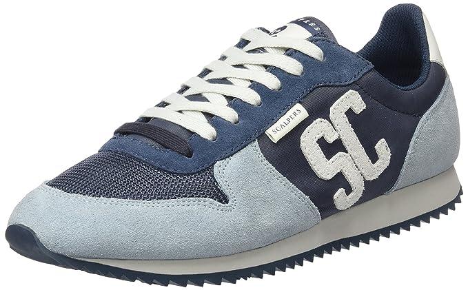 Scalpers SC Insignia 01:Navy, Zapatos de Cordones para Hombre, 39: Amazon.es: Ropa y accesorios