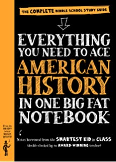 Amazon teaching and using document based questions for middle everything you need to ace american history in one big fat notebook the complete middle fandeluxe Gallery