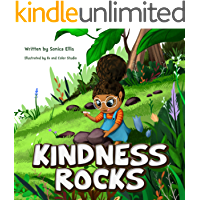 Kindness Rocks: A children's book about kindness, empathy and growth mindset (preschool kindness activities, rock…