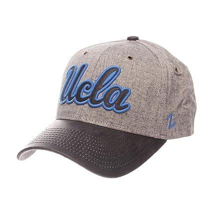 41f2d329ece Amazon.com   ZHATS NCAA UCLA Bruins Men s The Supreme Cap ...