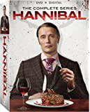 Hannibal: the Complete Season 1-3 Bundle [Import USA Zone 1]
