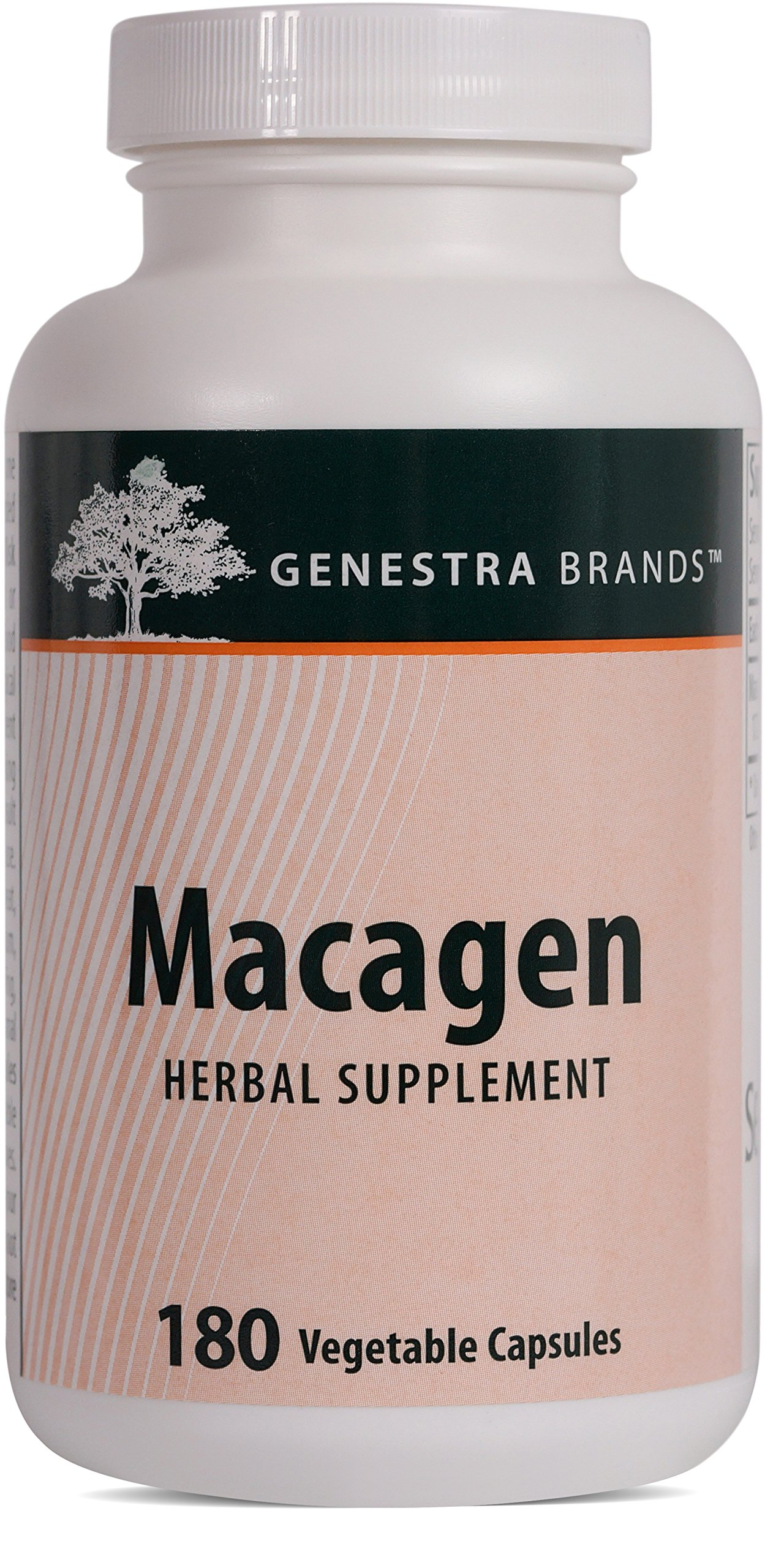 Genestra Brands - Macagen - Maca Root Supplement - 180 Capsules