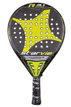 StarVie R 9.1 DRS Aluminio 2016 Pala de pádel, Unisex Adulto, Verde Pistacho, Talla Única: Amazon.es: Deportes y aire libre