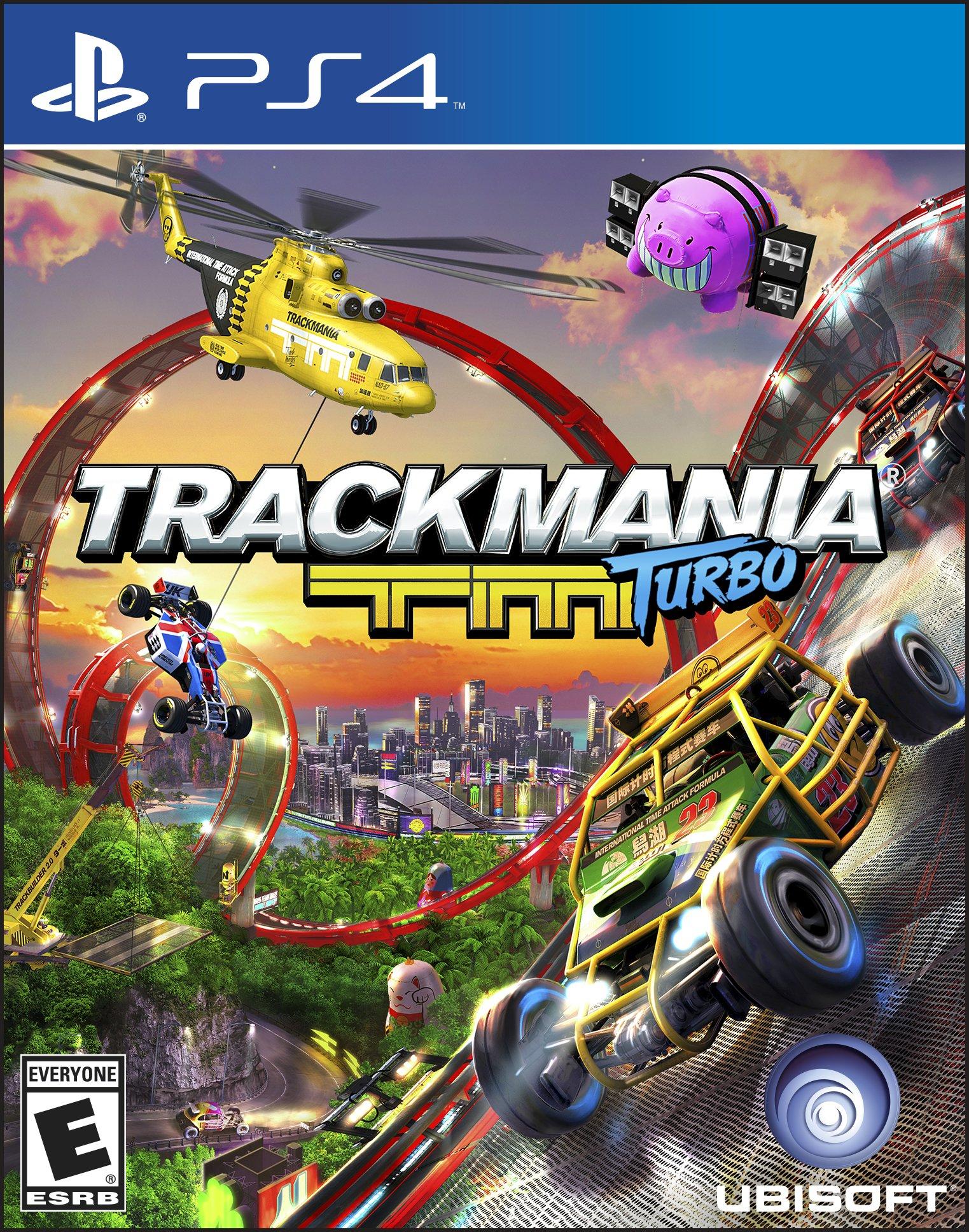 TrackMania Turbo - PlayStation 4