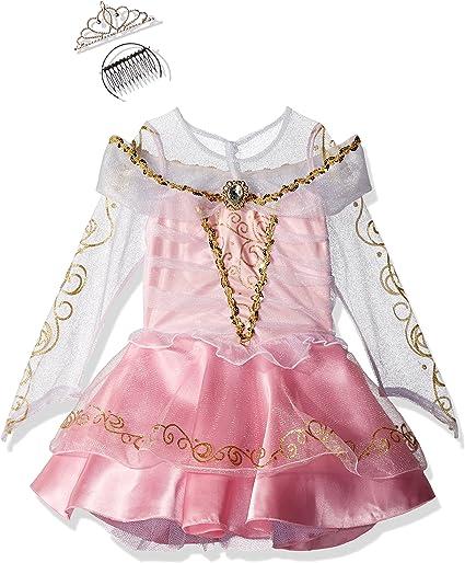 Disney Princess Aurora Sleeping Beauty tutu fancy dress Nightwear 3-4 yrs