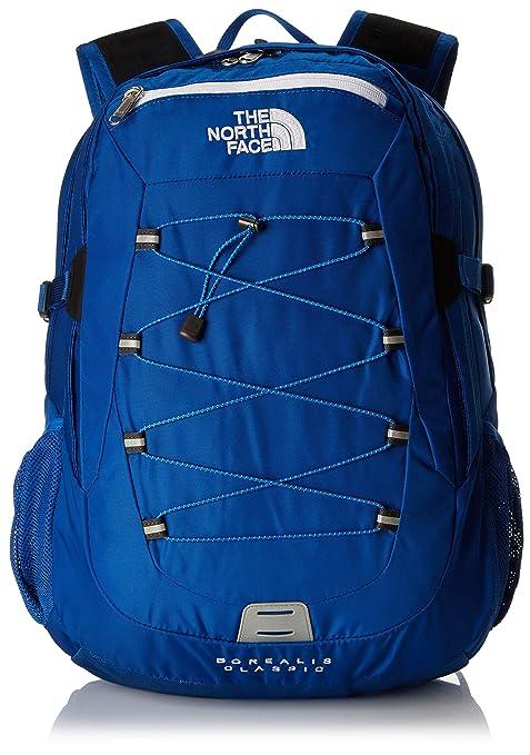 59762a42d6 The North Face Borealis Classic, Zaino Unisex Adulto, Blu (Blue/White)
