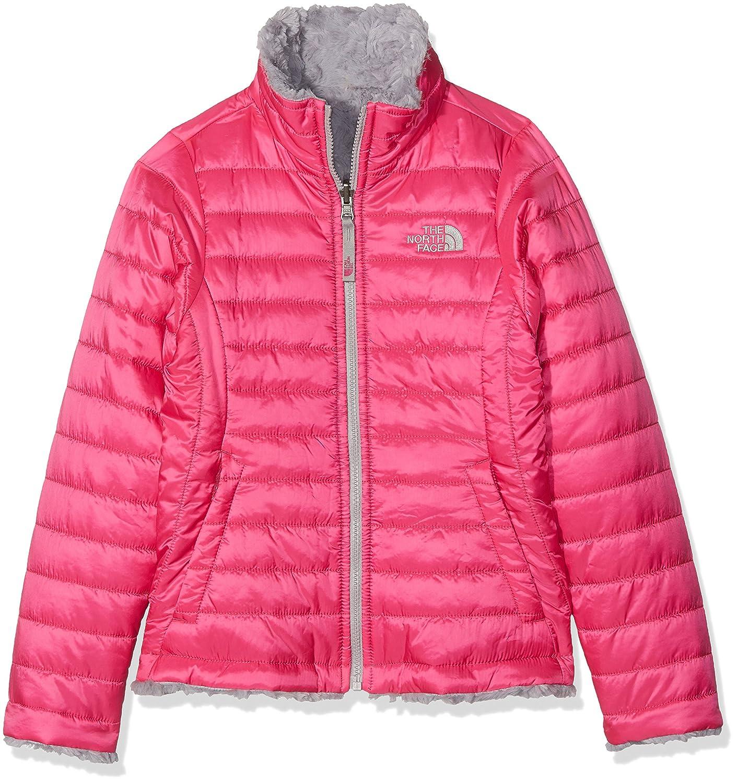 THE NORTH FACE G Reversible Mossbud Swirl Chaqueta, niñas, Rosa (Petticoat Pink), L T0CN0179M. L