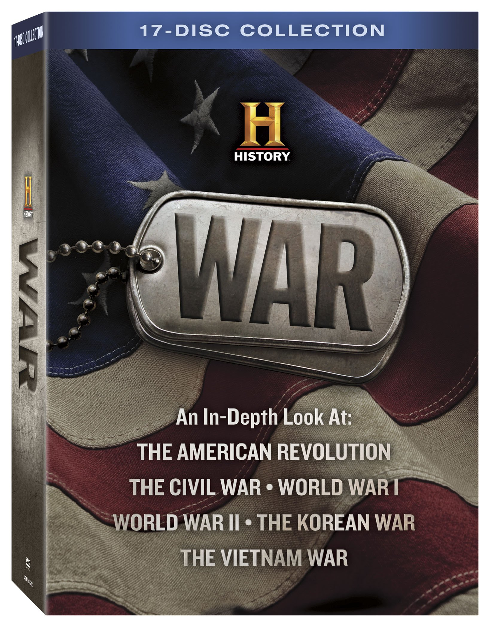 History War Collection [DVD]