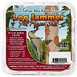 Pine Tree 5005 Log Jammer Hot Pepper Suet, 9.4 oz.