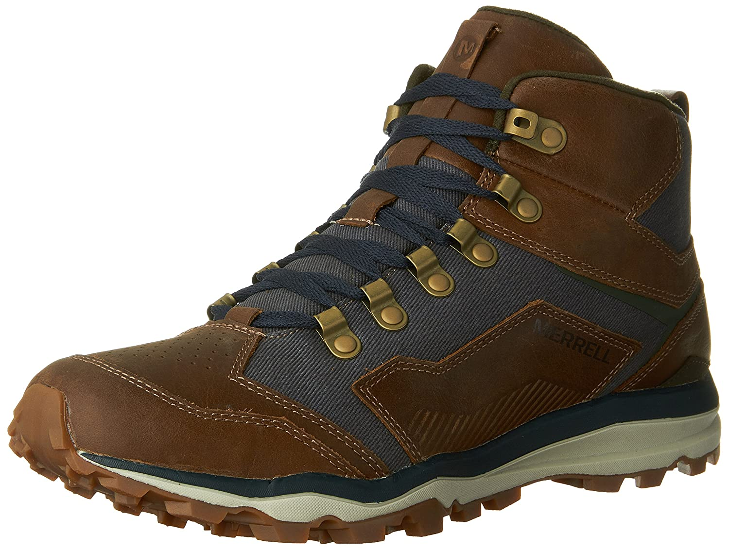 Merrell All Out Crusher Mid Schuhes Men Rosin 2016 Schuhe