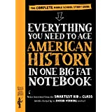 Everything You Need to Ace American History in One Big Fat Notebook: The Complete Middle School Study Guide (Big Fat Notebook