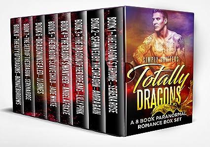 Totally Dragons: A 8 Book Paranormal Romance Box Set