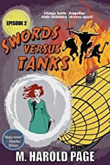 Vikings battle Zeppelins while forbidden desires spark! (Swords Versus Tanks Book 2) Kindle Edition
