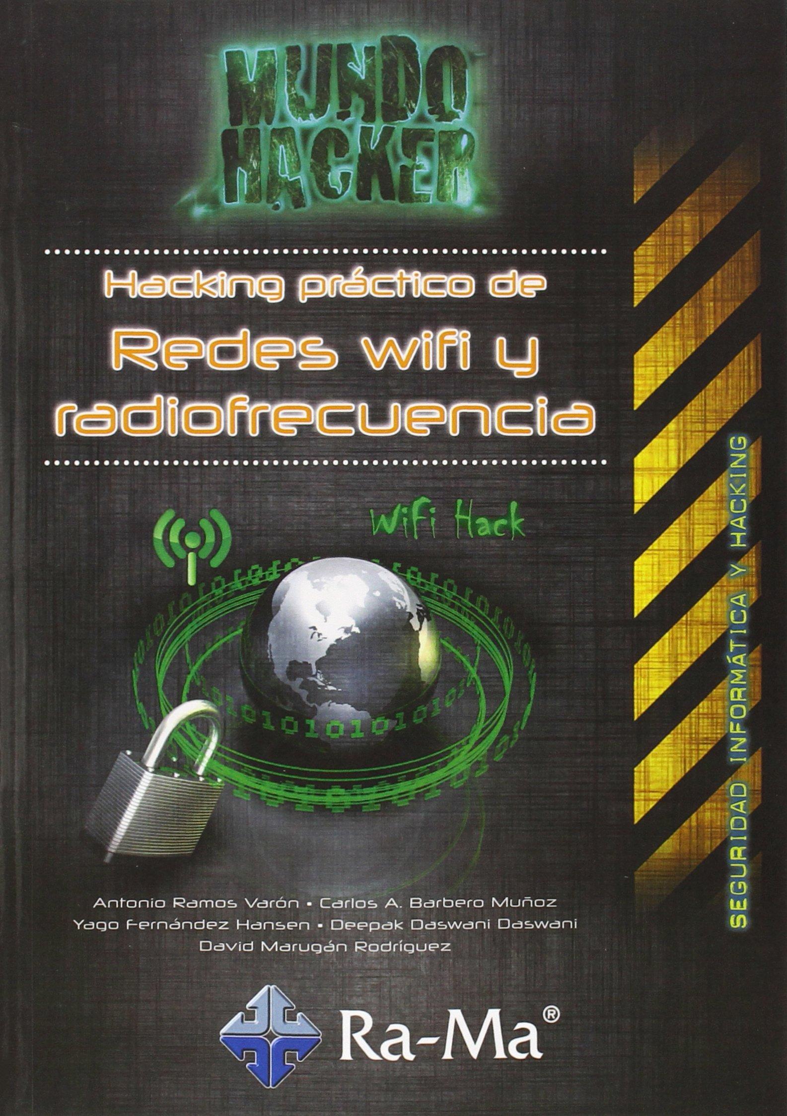 Download Hacking práctico de redes Wifi y radiofrecuencia PDF