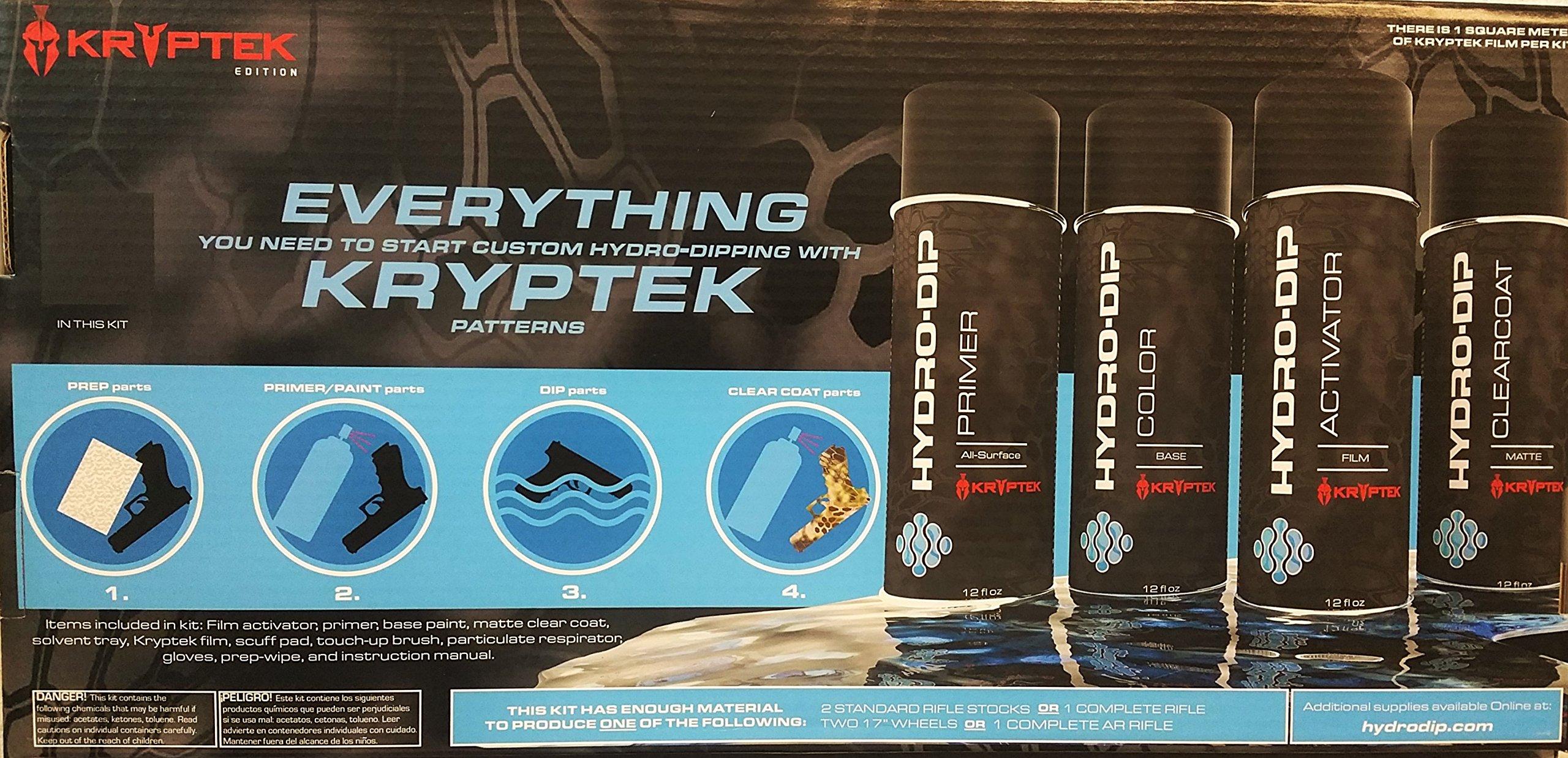 Hydro-Dip Kryptek Highlander Edition Kit