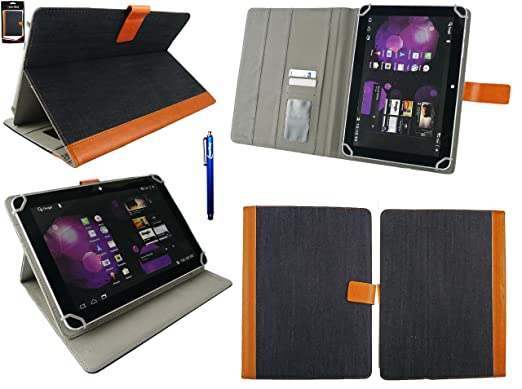 14 opinioni per Emartbuy Artizlee ATL-21 10.1 Pollice HD Tablet PC Universale Serie Denim Con