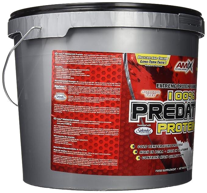 Predator - Proteínas Sabor Chocolate, 4 kg