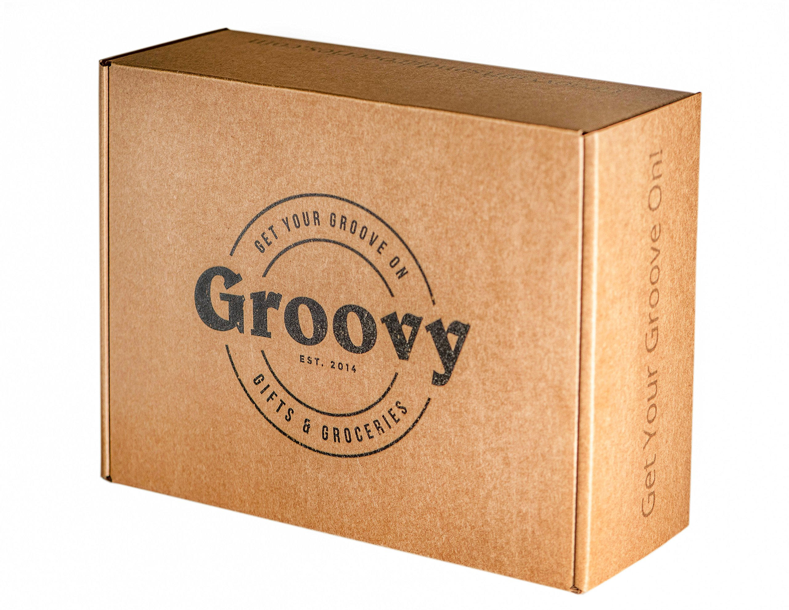 The Groovy Get Well Care Package - Send Care and Concern - Feel Better Soon Gift Basket by Groovy Get Well Box (Image #6)