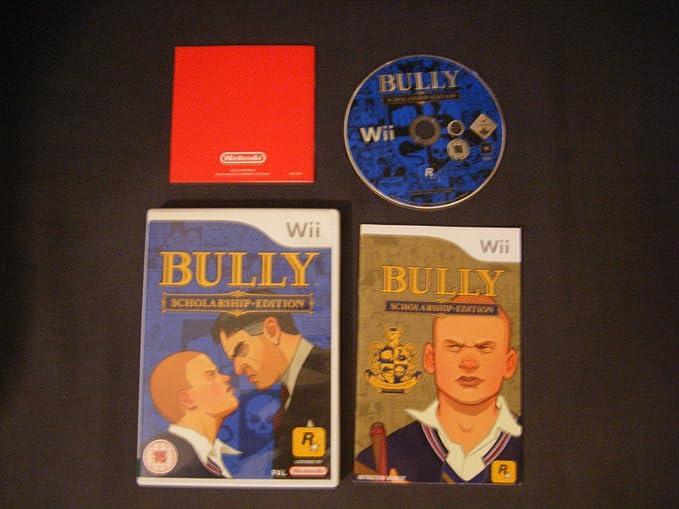 Bully Scholarship Edition (Wii) [Importación Inglesa]: Amazon.es ...
