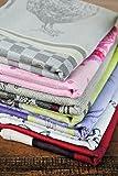 DII Cotton Jacquard Dish, Decorative Tea Towels for
