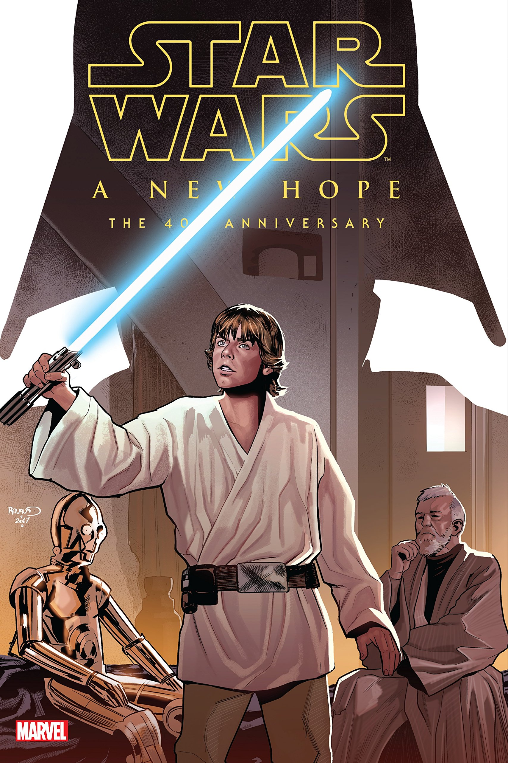 Star Wars  A New Hope   The 40th Anniversary  Star Wars  1977 1986    English Edition