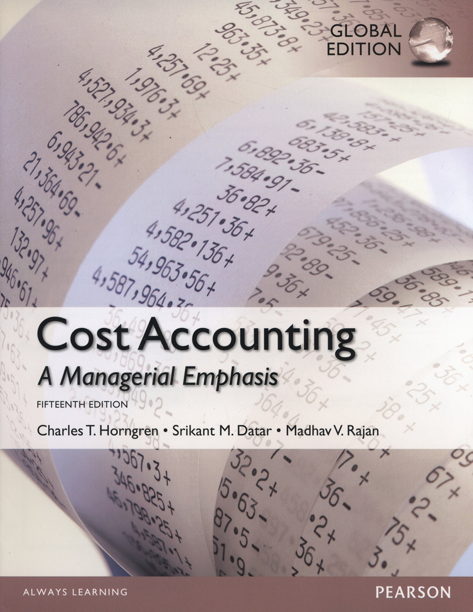 Cost accounting global edition amazon madhav rajan srikant cost accounting global edition amazon madhav rajan srikant m datar charles t horngren 9781292018225 books fandeluxe Images