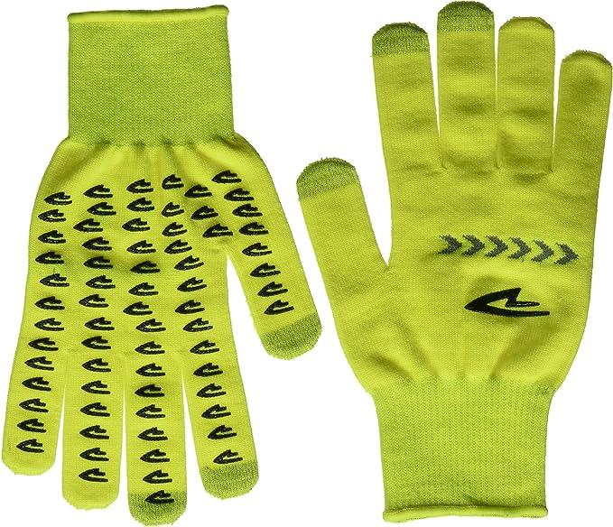 Hi Vis Neon Pink Size Large DeFeet Dura Glove ET Cycling Gloves