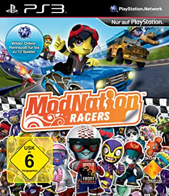 514a799cac ModNation Racers: Playstation 3: Amazon.de: Games