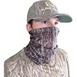 QuikCamo Camo Face Mask Gaiter for Turkey Hunting