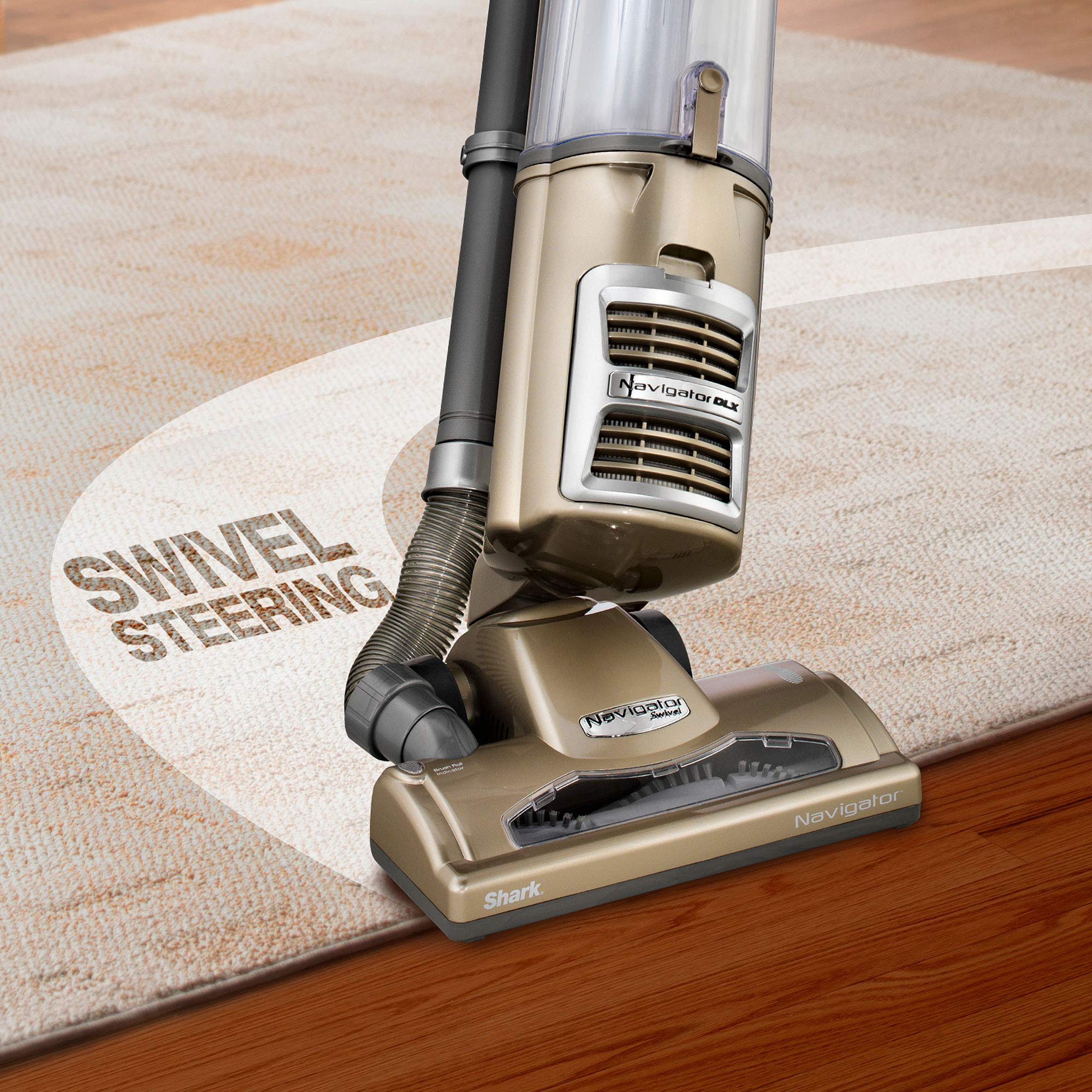 Shark NV70 Navigator Professional Upright Vacuum, Gold by Shark (Image #7)