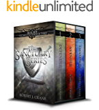 The Sanctuary Series, Books 1-3: Defender, Avenger and Champion (English Edition)