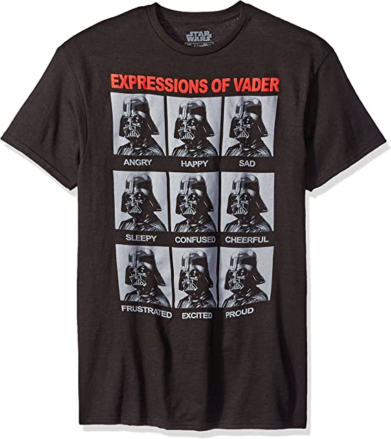 T-SHIRT MANCHES LONGUES COME TO THE DARK SIDE Humour Star Wars Dark Vador Geek