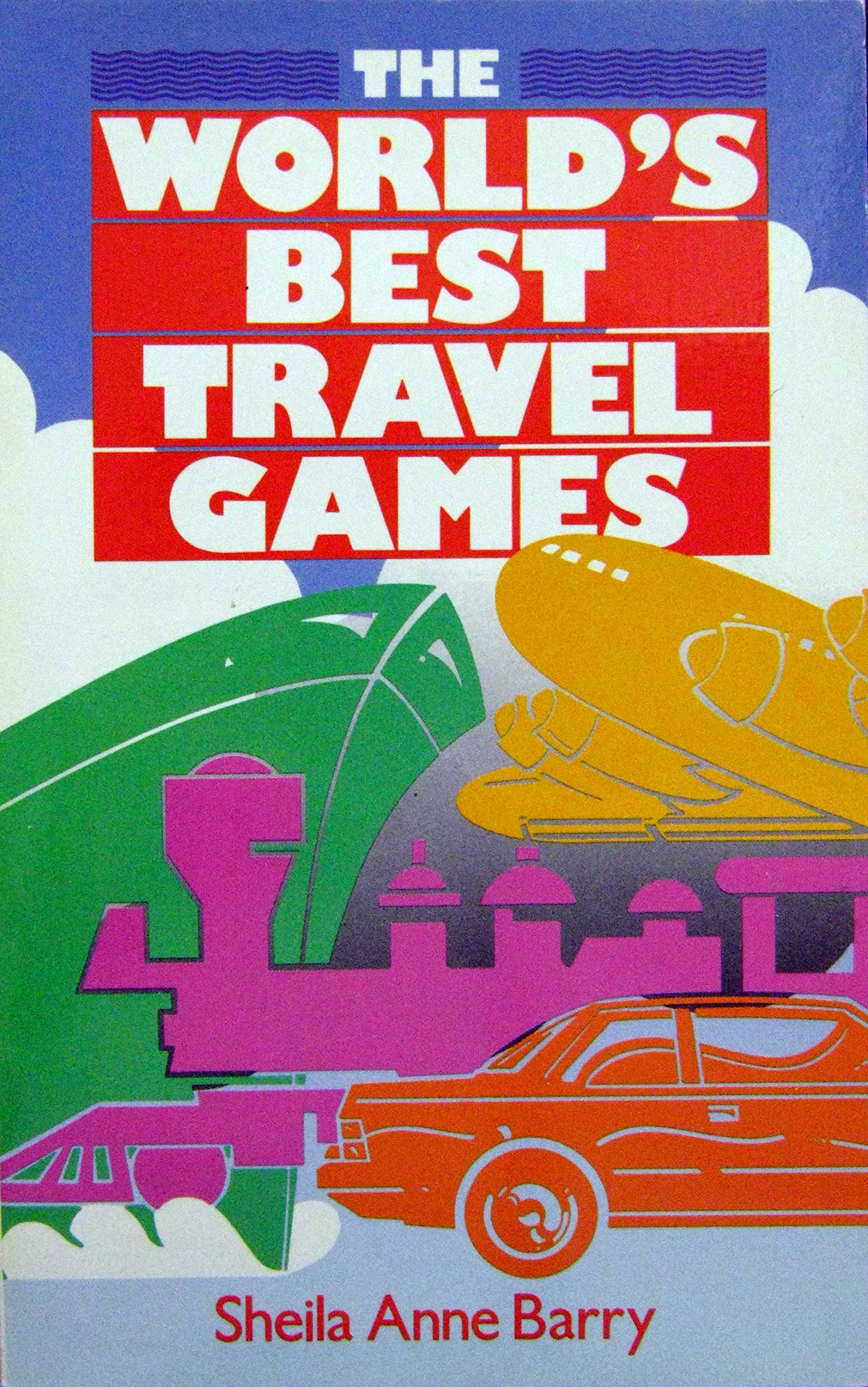 The World's Best Travel Games